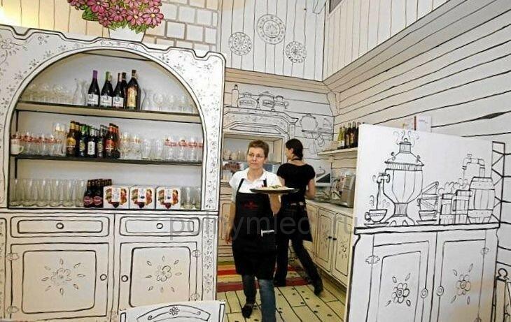 Кафе Kluska Polska в Варшаве сайт Женщина http://modnayaty.ru/.ru 12