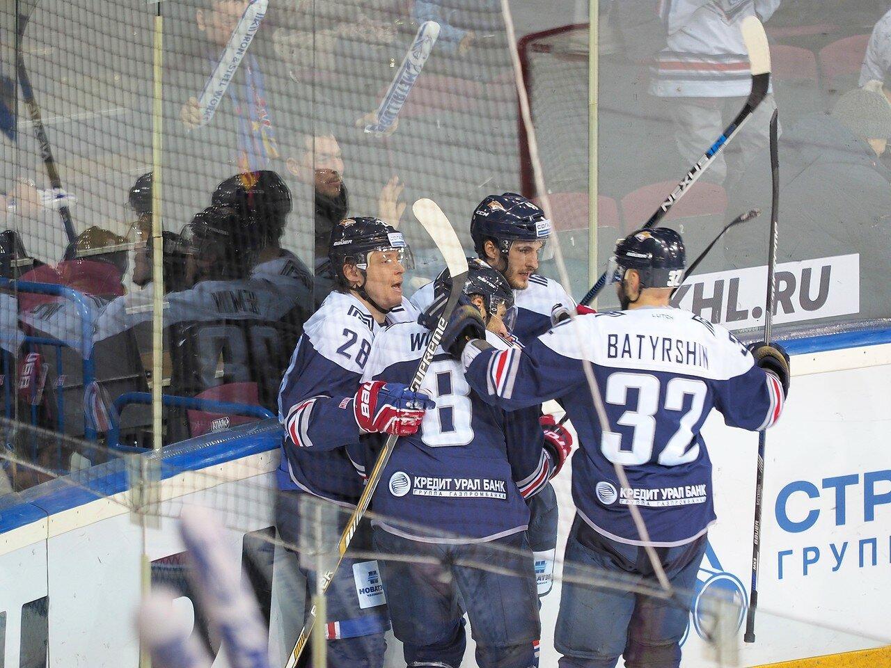 126Восток 1/2 плей-офф Металлург - Сибирь 08.03.2016