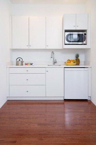 Дизайн малогабаритной кухни