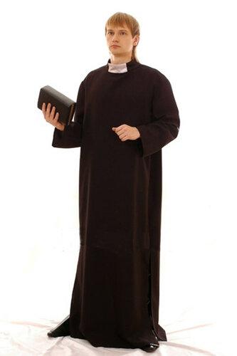 Мужской карнавальный костюм Священник