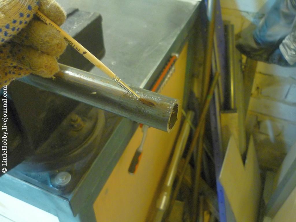 Трубные струбцины своими руками