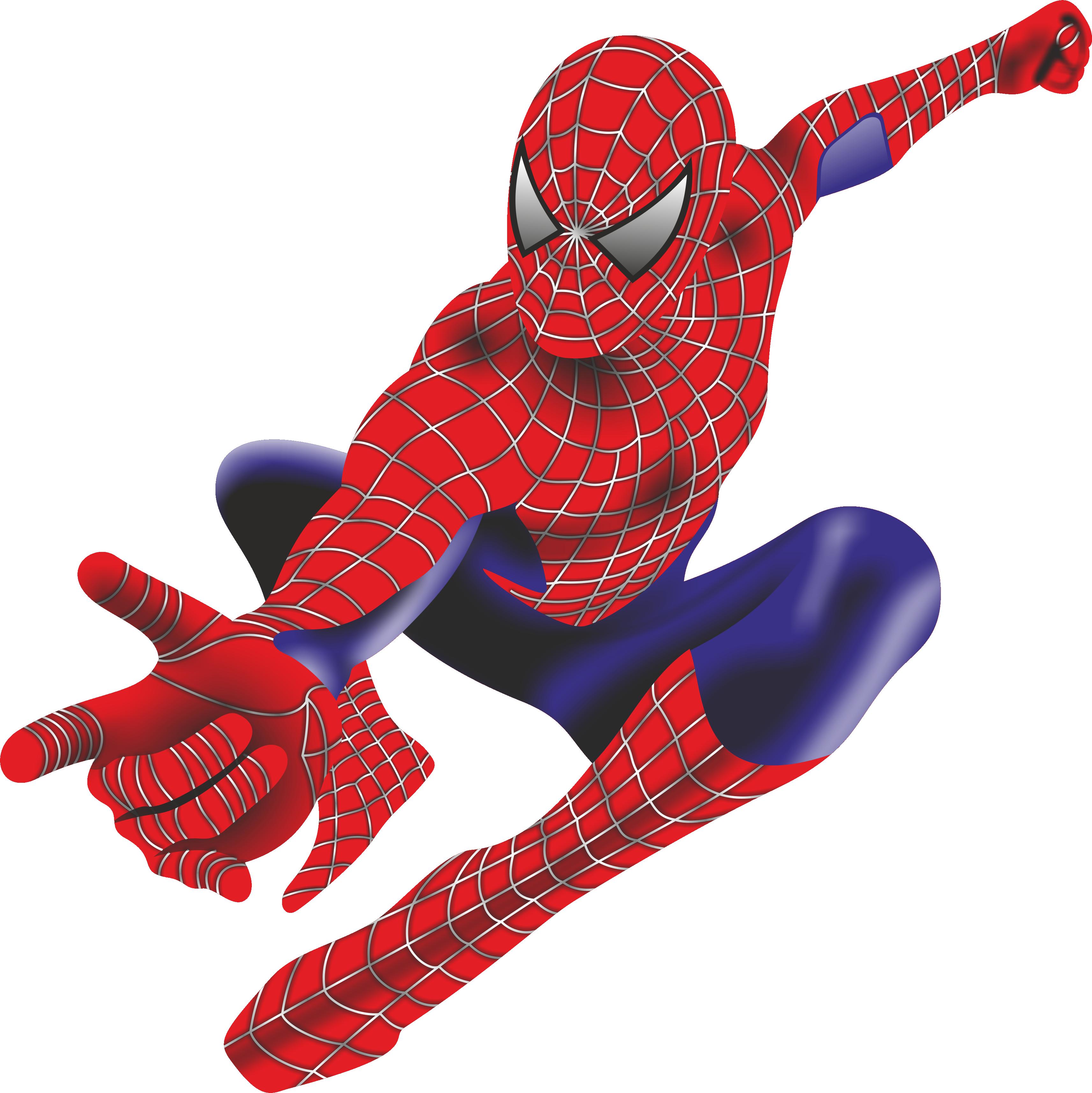 ножницами человек паук со шляпой и фартуком картинки мульт того