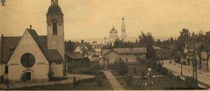 1930. Панорама Териок