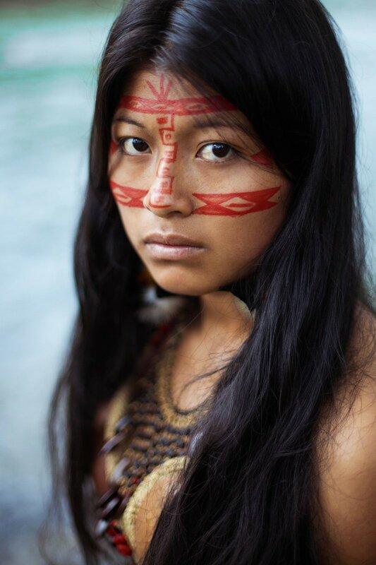 Михаэла Норок, «Атлас красоты»: 155 фотографий красивых женщин из 37 стран мира 0 1c6231 84df392f XL