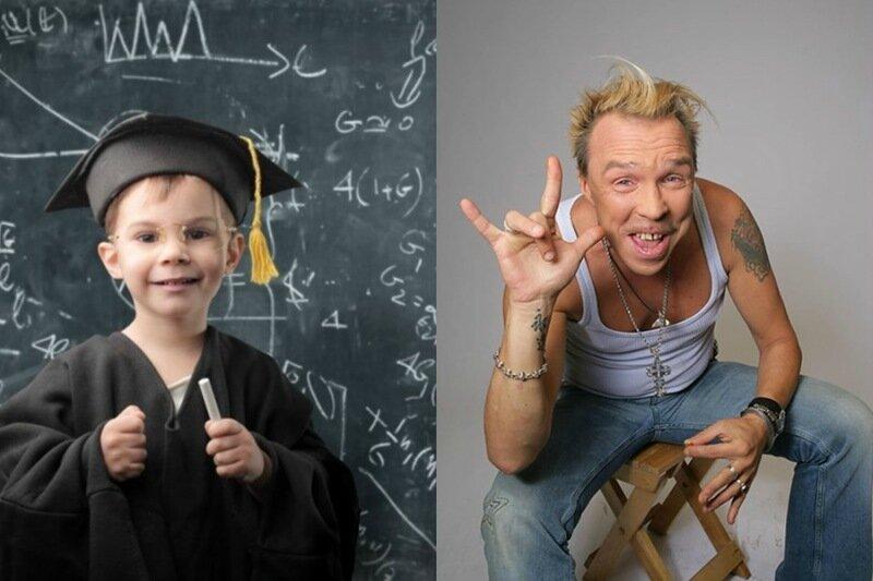 Настоящие профессии. Кем работали бы знаменитости со своим образованием без кино и эстрады