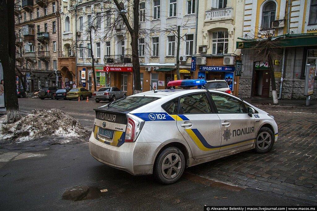 Первый серьезный провал киевской полиции