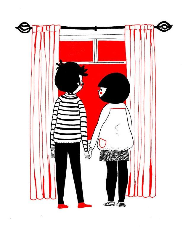 Любовь - это значит, что пока вы вместе...