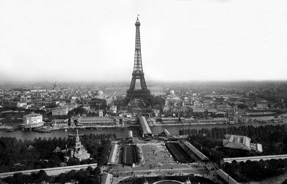 Метки: арxитектура история Париж строительство фотография Франция Эйфелева башня Источник