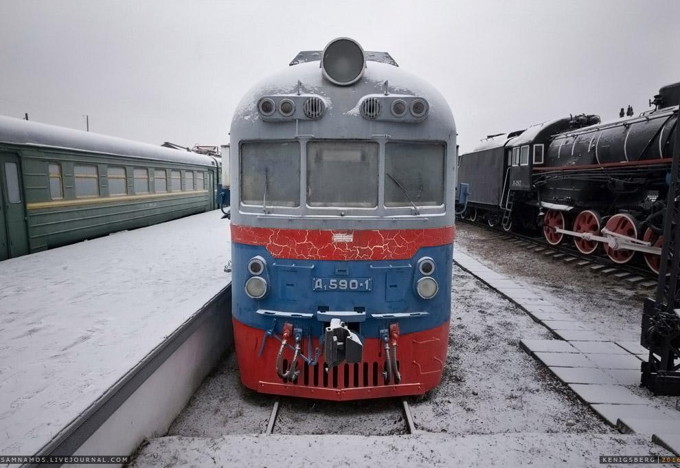 29. Начиная с 1964 года, дизель-поезда эксплуатировались на Горьковской, Донецкой, Московской,