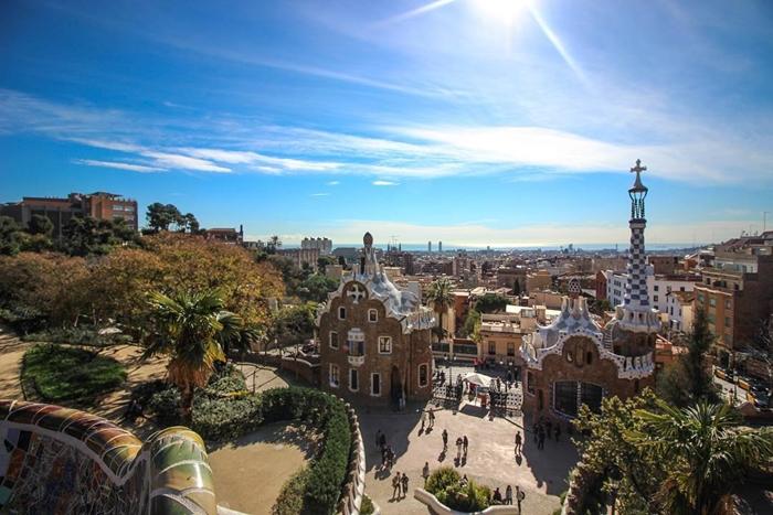 Красивая архитектура Барселоны Instagram фото 12