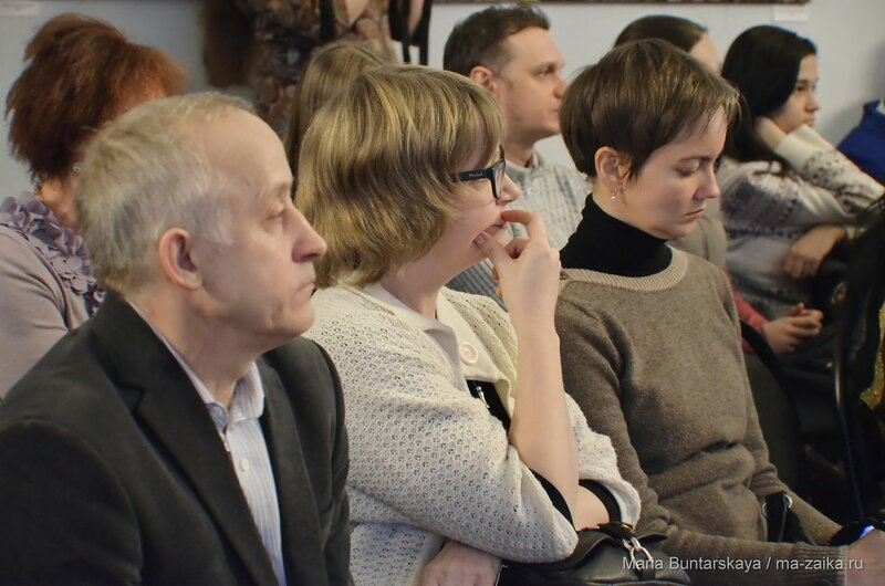 Негуманоиды+, Саратов, дом работников искусств, 20 января 2016 года