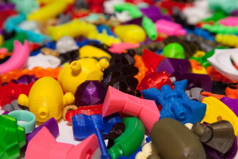 3D-принтер от Mattel