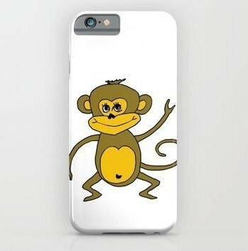 Подарки с обезьянкой