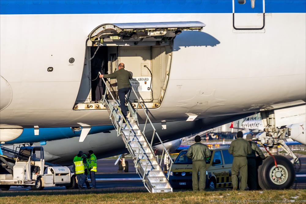 Boeing E-4