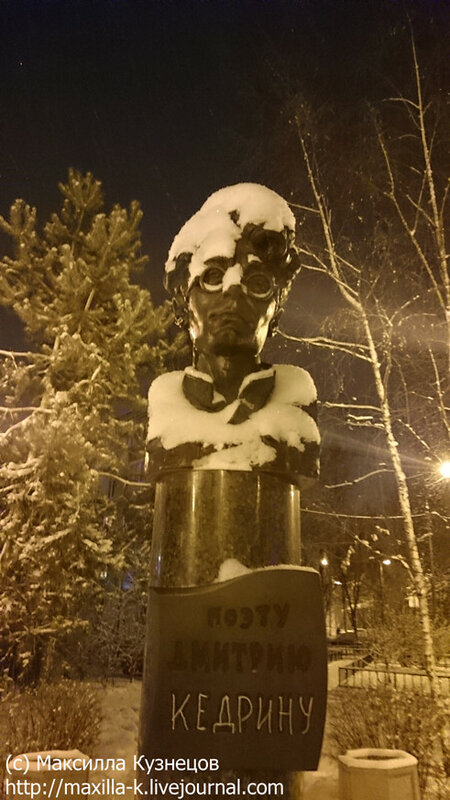 поэт Дмитрий Кедрин