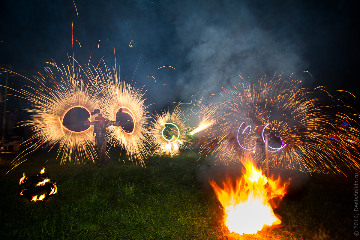 Правый Берег 2015. Танец Огня. 3