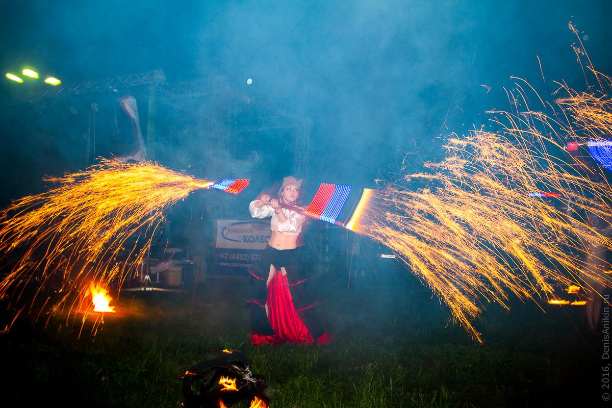 Правый Берег 2015. Танец Огня. 5