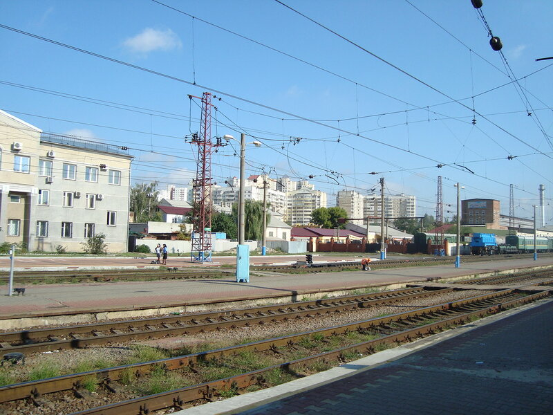 Белгород. Вокзал (1) (2012)