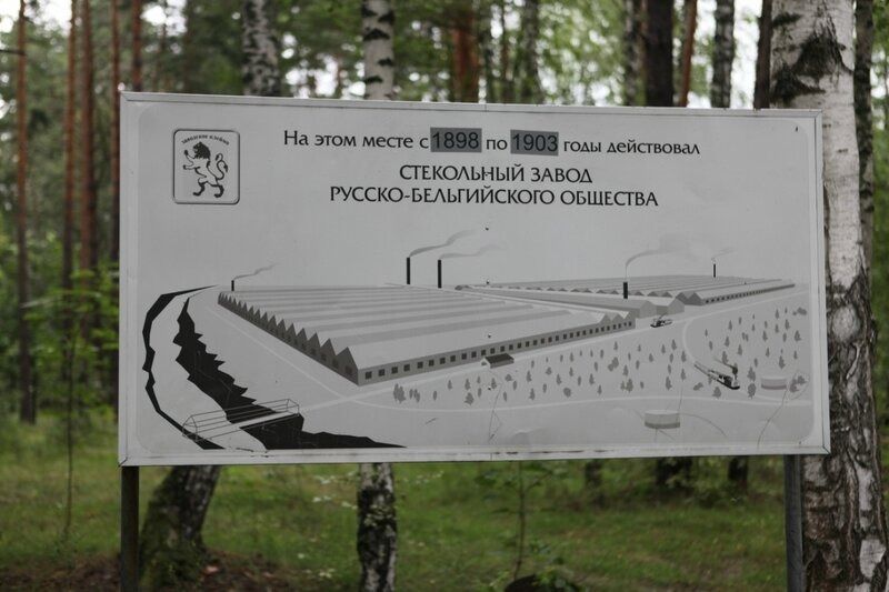 Рязанская область - Брыкин Бор
