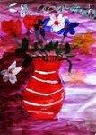 "Бородин Никита (рук. Дегтярева Елена Викторовна) - ""Подарок маме"""