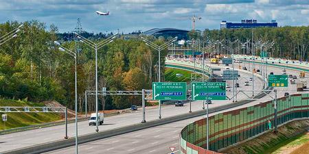 За проезд по платным автомагистралям можно платить онлайн