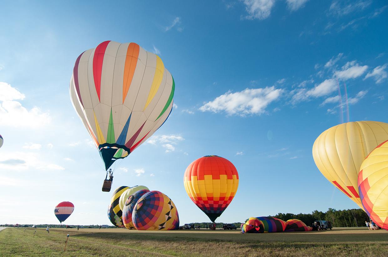 Balloons / Воздушные шары