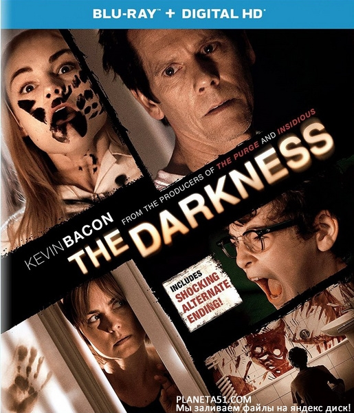 Темнота / The Darkness (2016/BDRip/HDRip)