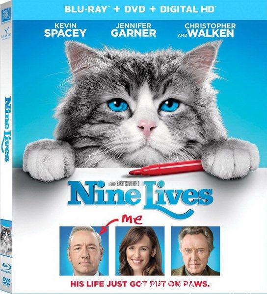 Девять жизней / Nine Lives (2016/BDRip/HDRip)