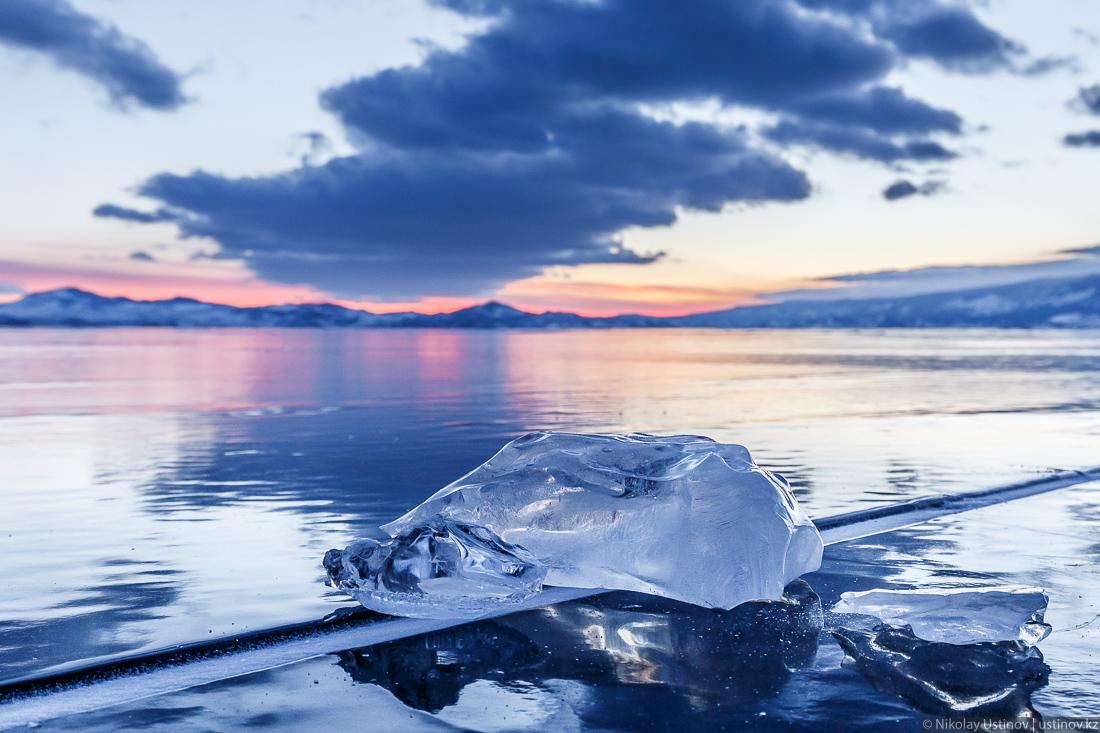 Картинки во льдах