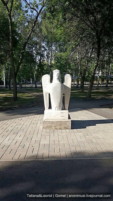 Стерлитамак, аллея пр-та Октября