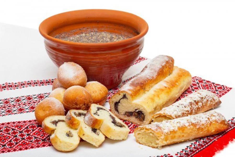 Пампушки (к борщу, супу или как второе блюдо)
