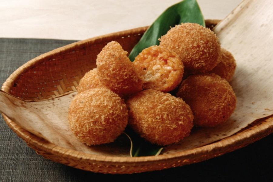 Вкусные закуски! Как сделать шарики «Добрый вечер»