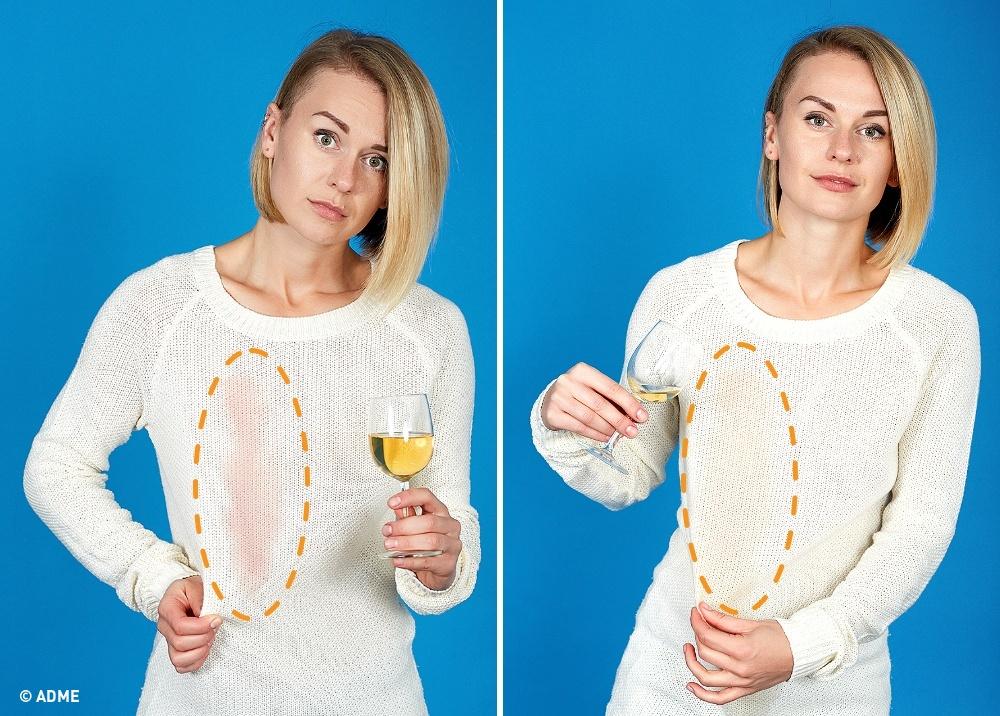9 трюков по спасению одежды, которые с треском провалились (9 фото)