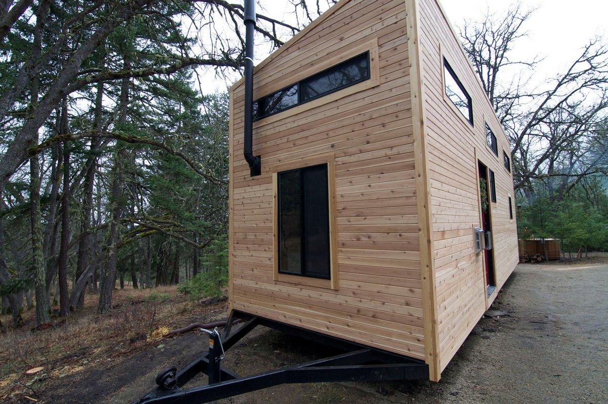Уютный домик на колесах за 22 000