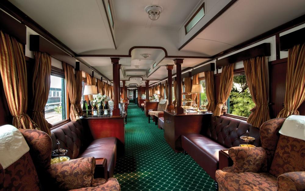 © www.capetours.co.uk  Большинство вагонов собраны в1911 году вЕвропе как транспортное средс