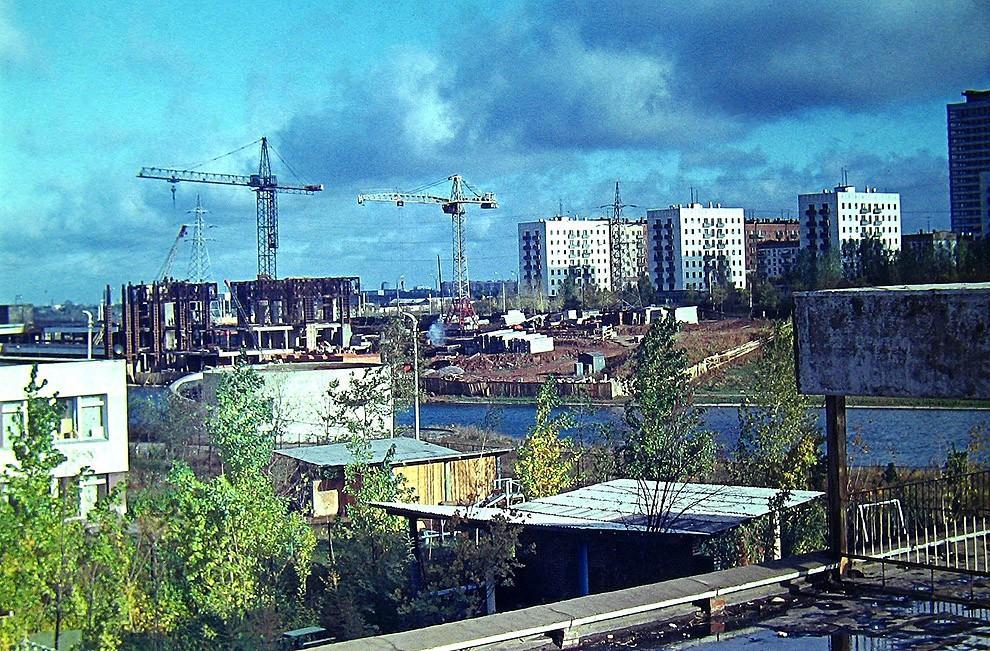 20. Москва, Юго-Запад, конец 70-х