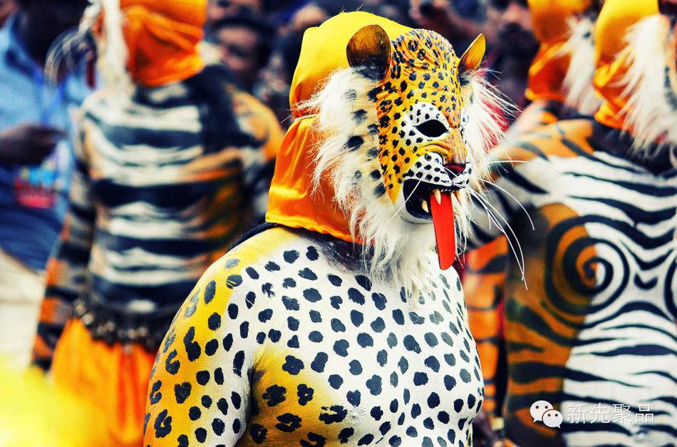 Самые необычные и яркие праздники во всем мире