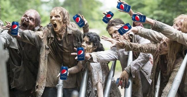 © AMC Studios  Однажды компания Pepsi потерпела крах сразу надвух рынках, переведя свой ключе
