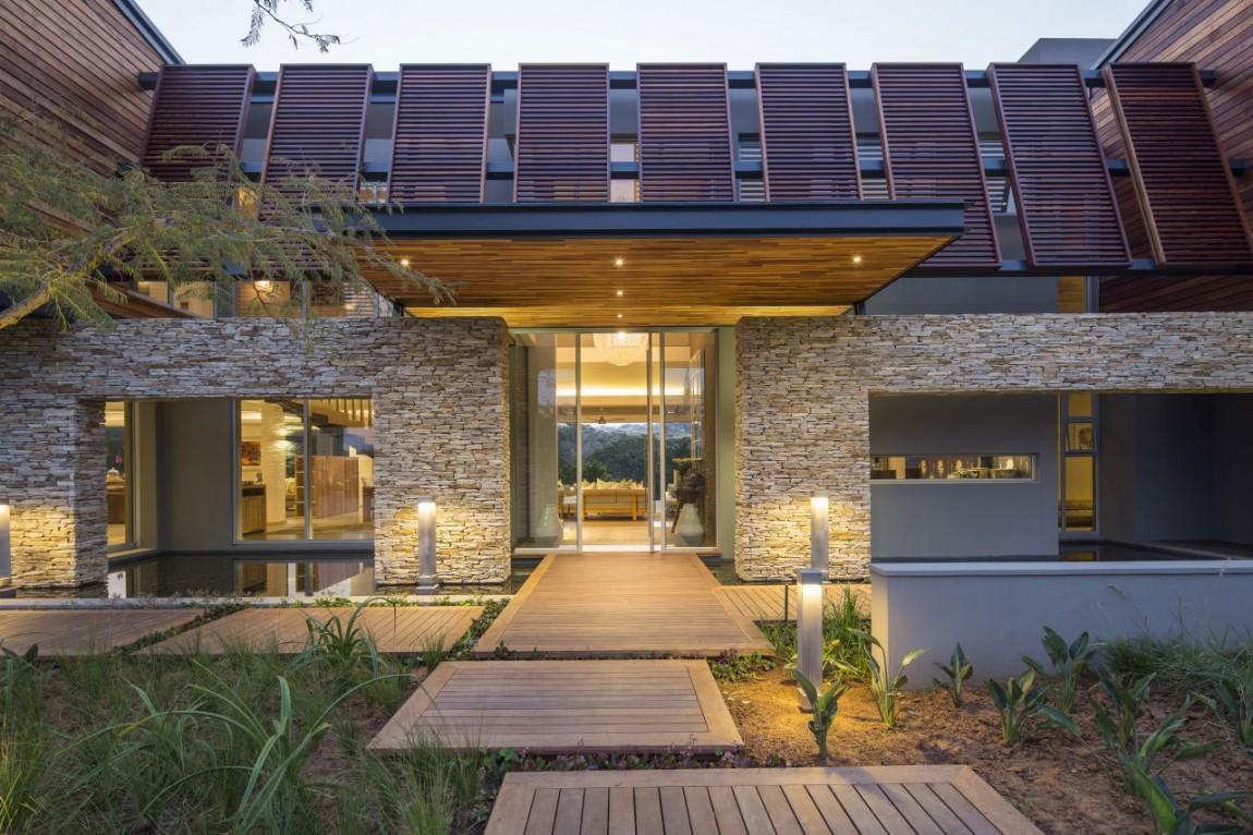 Проект дома Albizia House от Metropole Architects (54 фото)