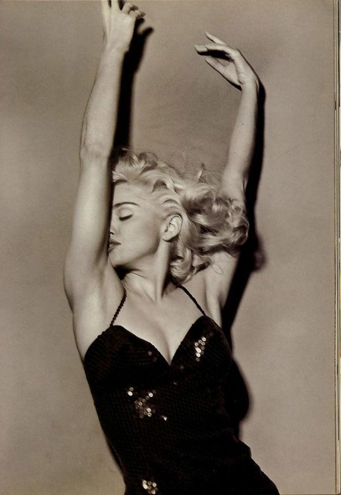 Фотограф — Стивен Мейзел для журнала Vanity Fair, 1991 год.