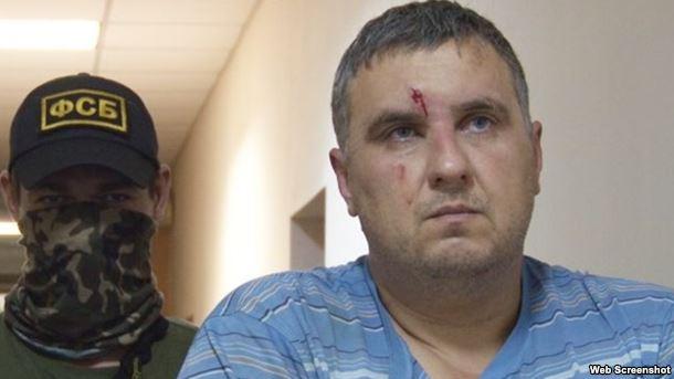 «Крымского диверсанта» Панова пытали три дня