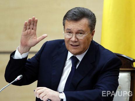 Защита ждет, что дистанционный допрос Януковича состоится доконца осени