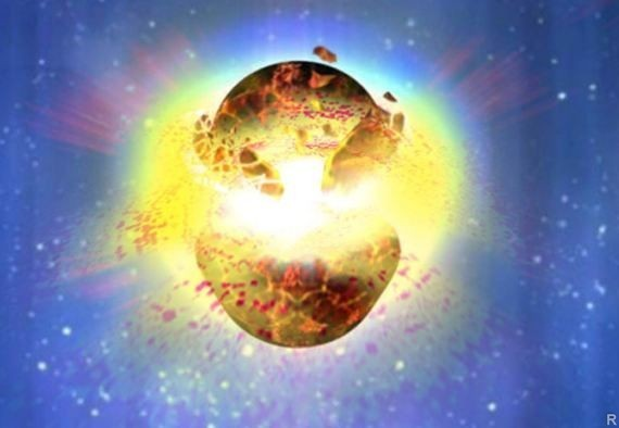 Гамма-вспышки могут убить Землю— Ученые