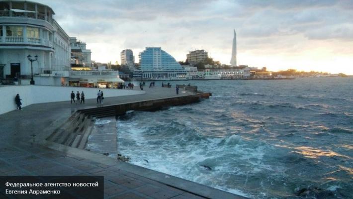 Прибрежную линию Крыма сделают свободной финансовой зоной