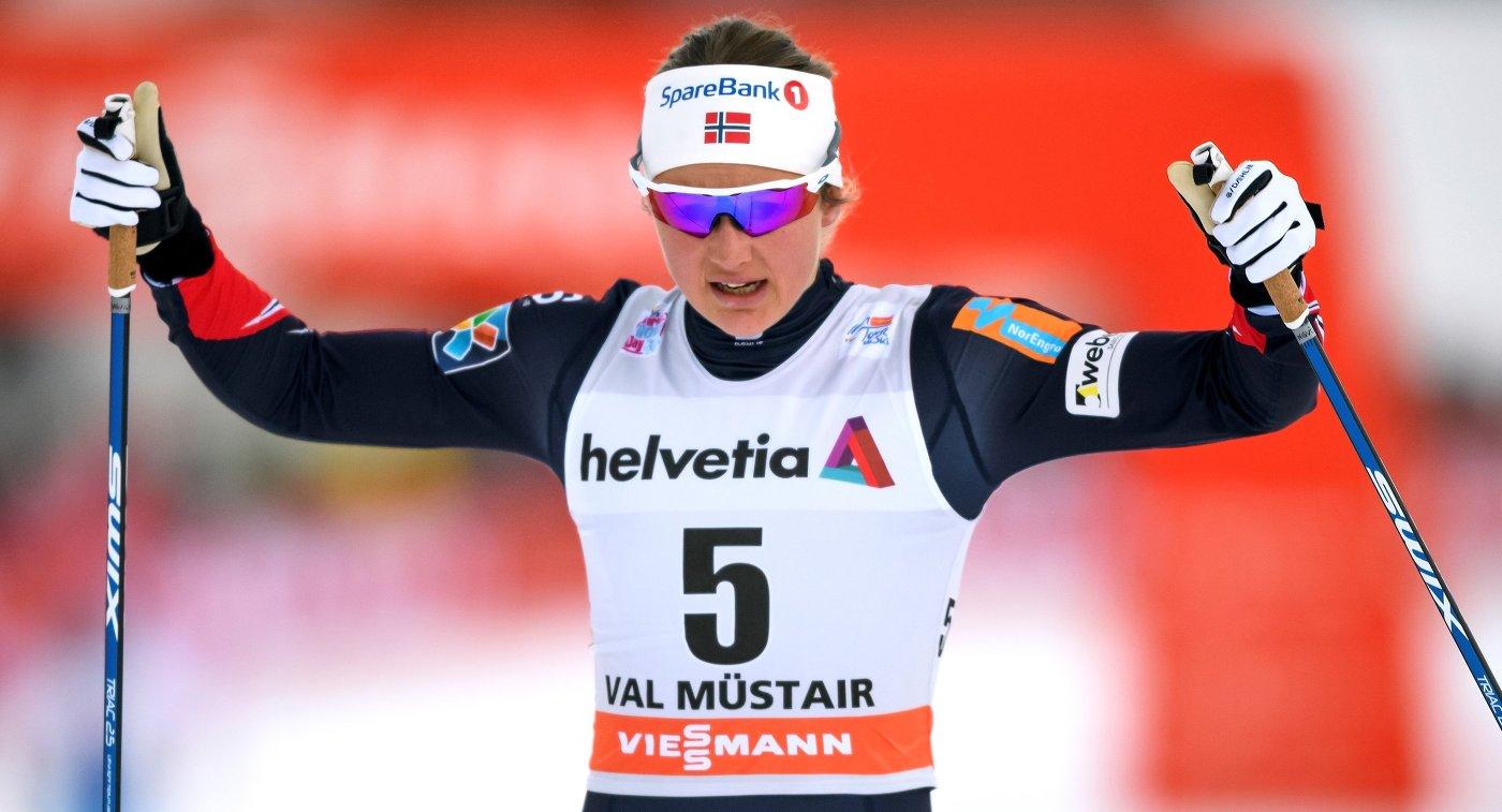 Русский лыжник Устюгов одержал победу четвертую подряд гонку на«Тур деСки»