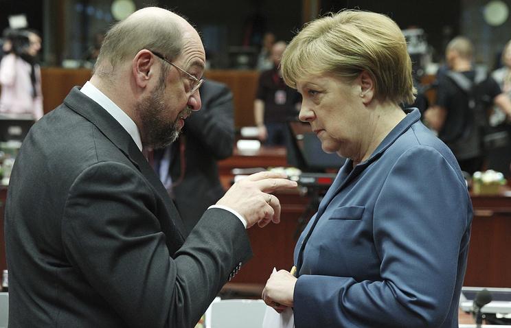 ФРГ увеличит вклад вбюджет НАТО— Меркель