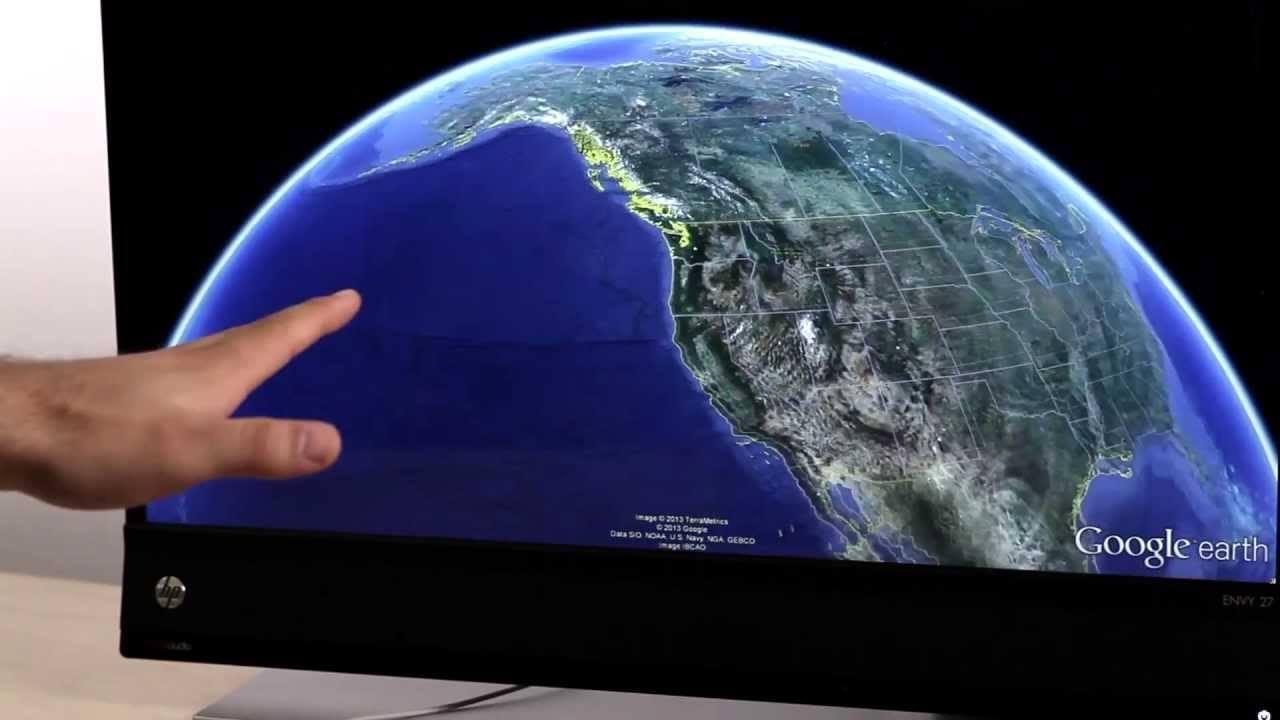 Обновлённый Google Earth: трёхмерные карты ивиртуальные путешествия