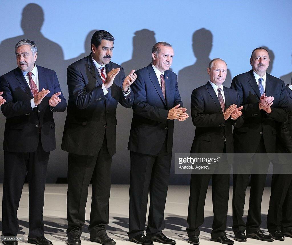 Путин, Эрдоган и все, но не все