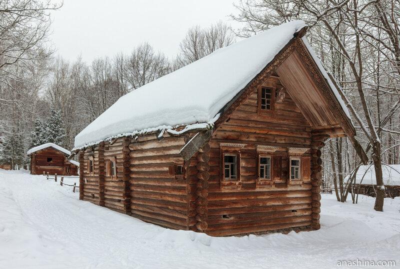 Дом Пашковой, Щелоковский хутор