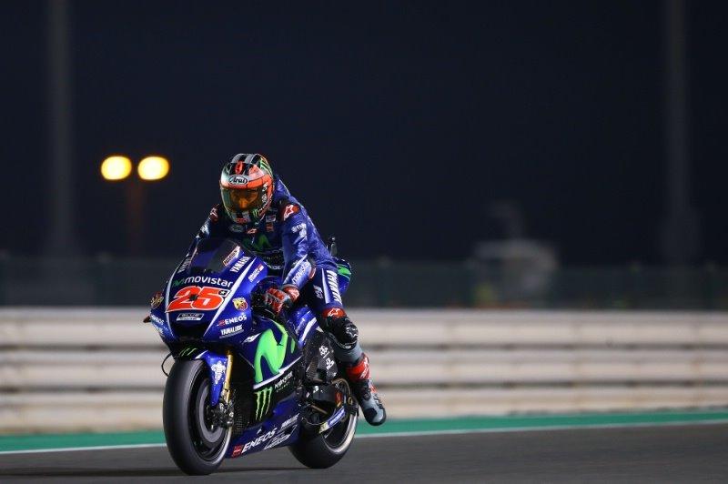 Гран При Катара 2017: результаты FP3